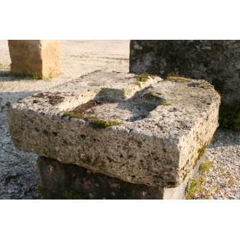 Évier en pierre