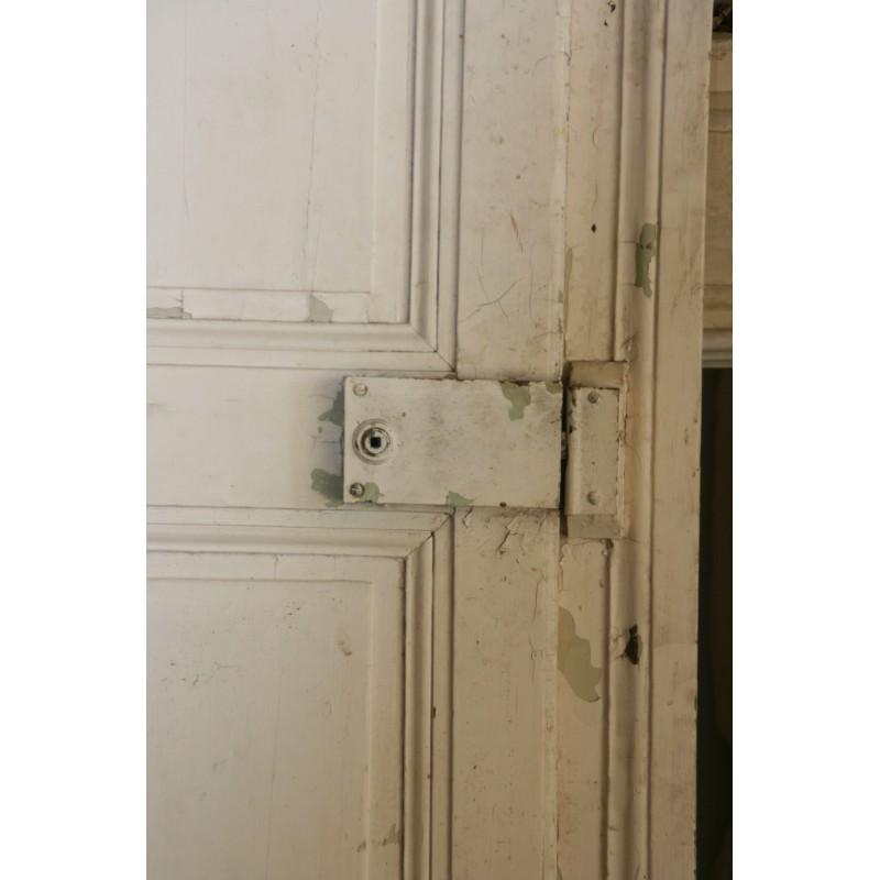 Porte en bois labrouche antiquaire de mat riaux for Porte pleine bois