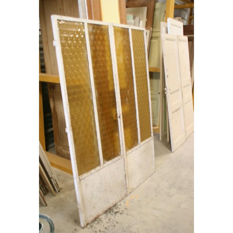 Porte en fer labrouche antiquaire de mat riaux for Porte en fer