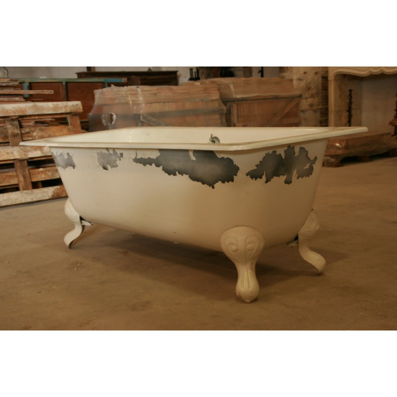 baignoire en fonte labrouche antiquaire de mat riaux. Black Bedroom Furniture Sets. Home Design Ideas