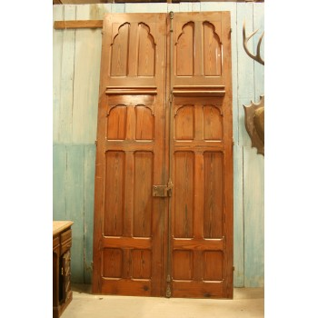 6 portes doubles