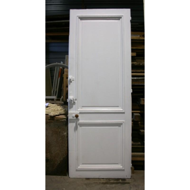 Porte d 39 entr e labrouche antiquaire de mat riaux for Largeur porte d entree