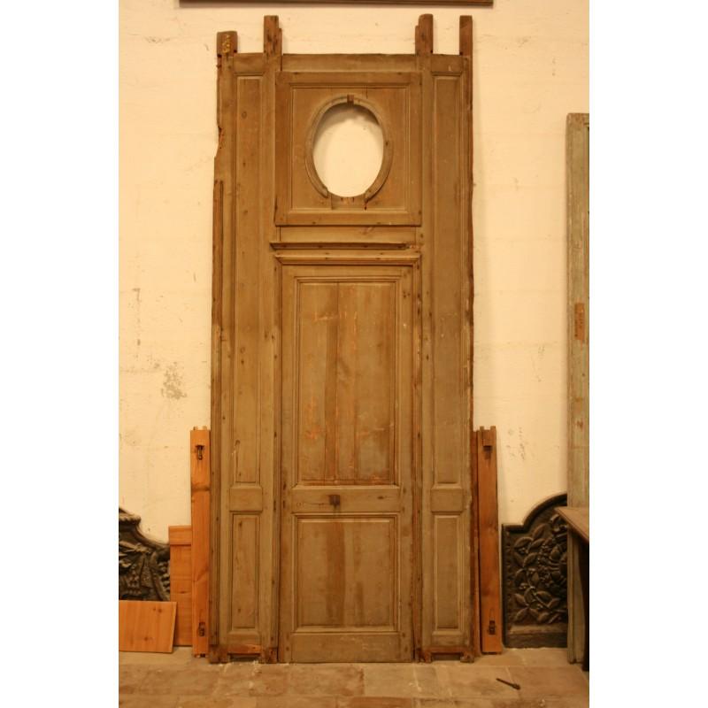 Porte d 39 alcove labrouche antiquaire de mat riaux for Porte french to english