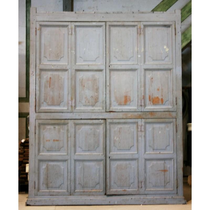 Meuble de boutique 4 portes labrouche antiquaire de - Boutique de meuble ...