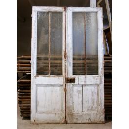 Portes Vitrées Labrouche Antiquaire De Matériaux - Portes vitrées