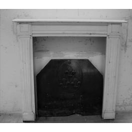 chemin es en bois labrouche antiquaire de mat riaux. Black Bedroom Furniture Sets. Home Design Ideas