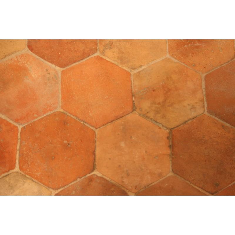 Carrelage en terre cuite labrouche antiquaire de mat riaux for Carrelage style campagnard