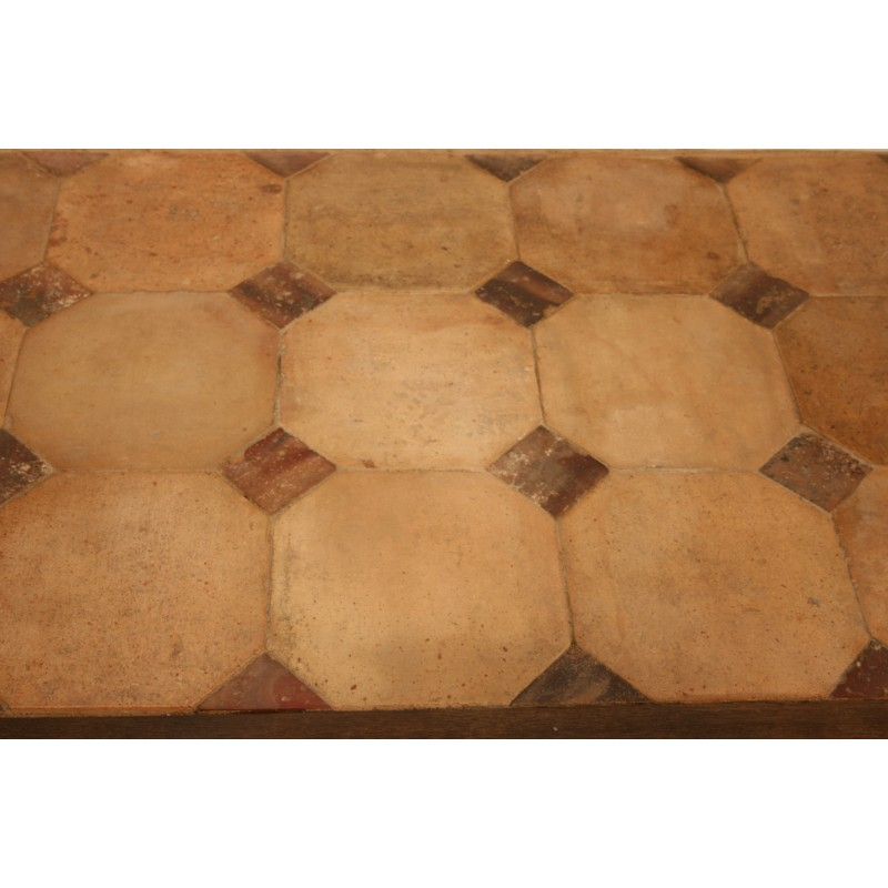 Carrelage cabochon attractive smart tiles leroy merlin for Carrelage octogonal