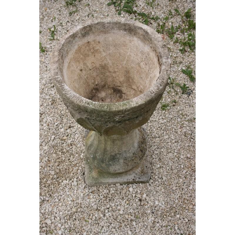 Vasque en pierre reconstituée - Labrouche Antiquaire de ...