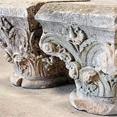 Éléments d'architecture anciens